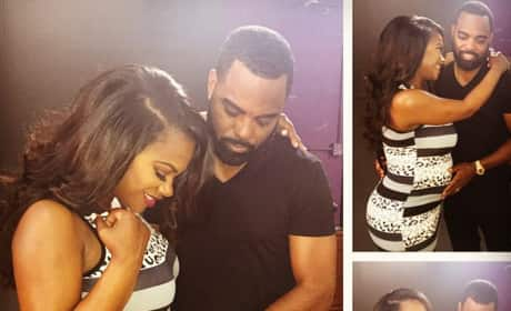Kandi Burruss Baby Bump Photos
