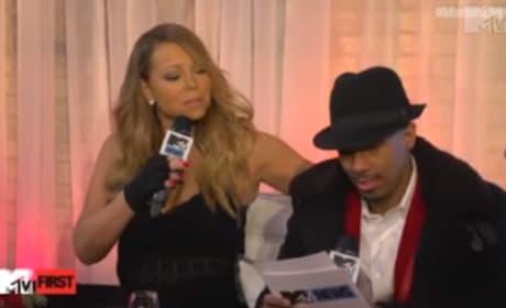 Mariah Carey, Nick Cannon Reenact Mean Girls