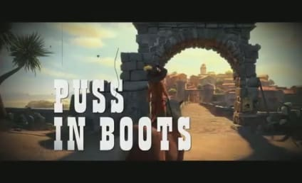 Puss in Boots Meets Lady Gaga in New Trailer!