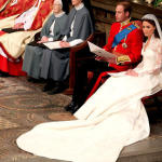 William and Kate at the Wedding