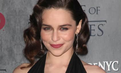 Emilia Clarke Hates Sex Scenes, Apparently Doesn't Watch Game of Thrones