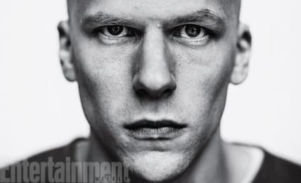 Jesse Eisenberg as Lex Luthor: First Look!
