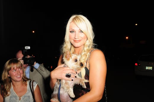 Photo of Brooke Hogan