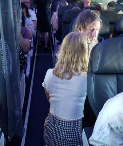 Alaska Airlines Clara Daly 2