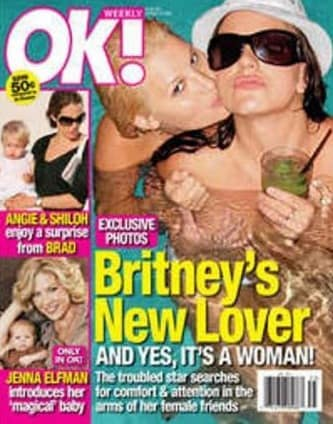 Is brittany spears bisexual