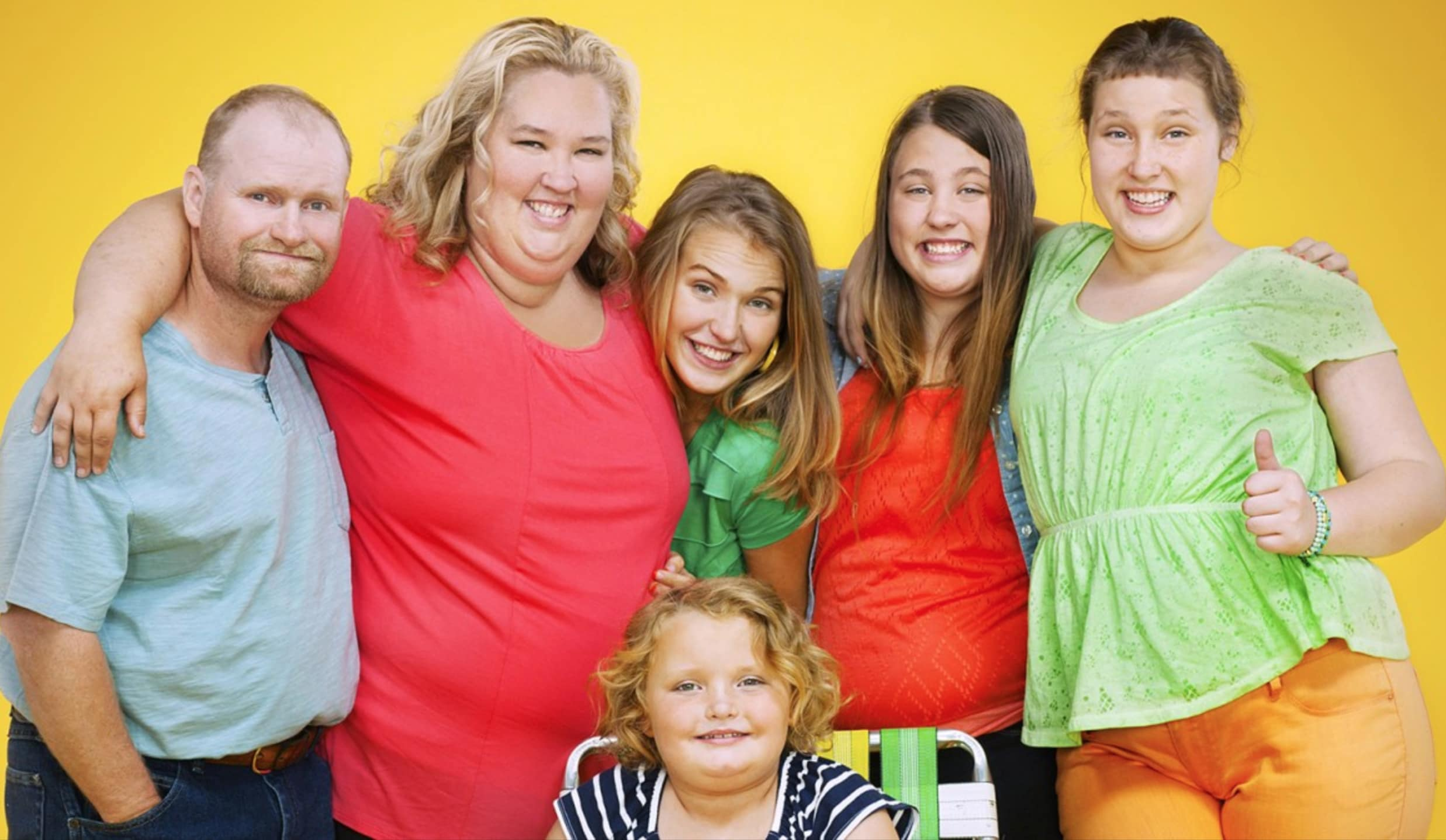 Here Comes Honey Boo Boo Cast The Hollywood Gossip