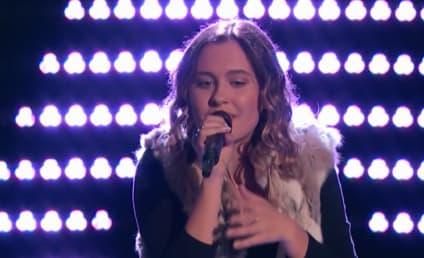 Natasha Bure Impresses The Voice Coaches, Very Proud Mother