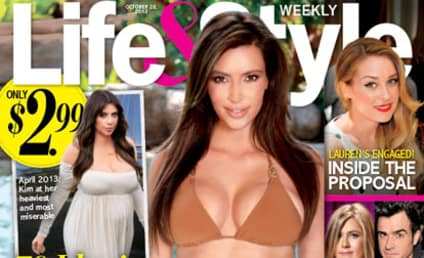 Kim Kardashian Bikini Body: IT'S BACK!!!