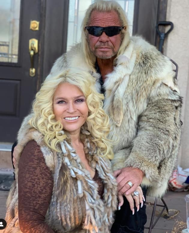 Beth Chapman Shares First Post Chemotherapy Selfie