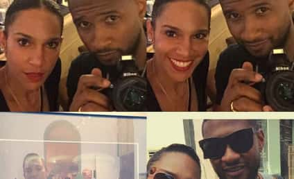 Usher and Grace Miguel: Apparently Married!