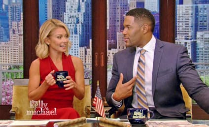 Michael Strahan is Actually Leaving Live! Next Month