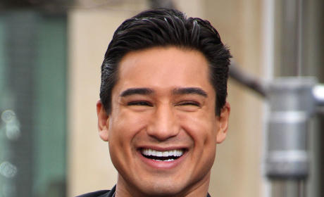 Are you glad Mario Lopez is returning to The X Factor?