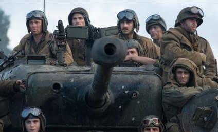 Fury Movie Reviews: A Worthwhile War Movie?