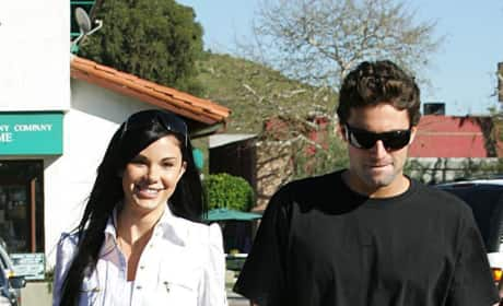 Brody Jenner and Jayde Nicole Stroll