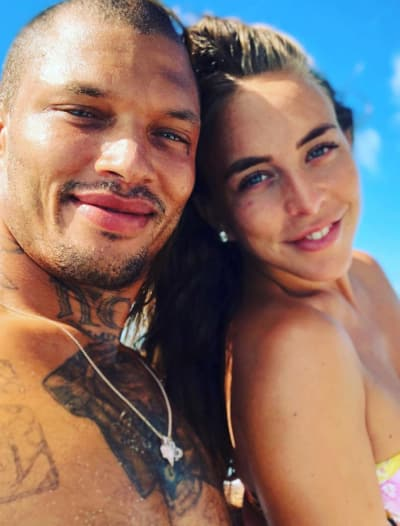 Chloe Green and Jeremy Meeks Pic
