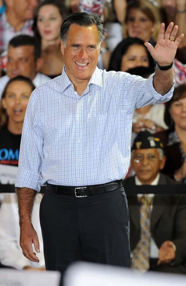 Willard Mitt Romney Photo