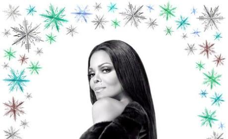 Janet Jackson Holiday Card