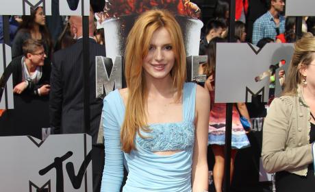 Bella Thorne at MTV Movie Awards