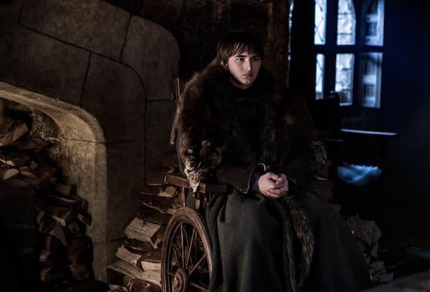 Bran ruminates