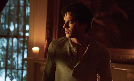 Damon in Trouble