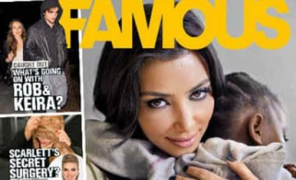 Kim Kardashian Adopts a Baby!!!