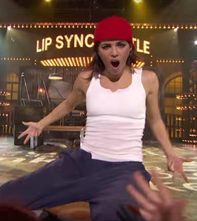 Jenna Dewan in Drag