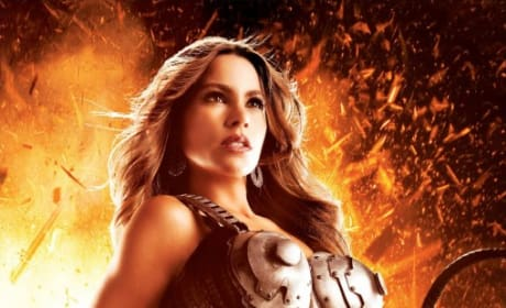 Machete Kills Sofia Vergara Poster