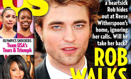 """Robert Pattinson Labeled a """"Total Mess,"""" Remains in Seclusion"""