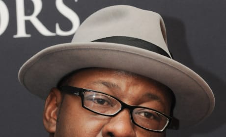 Bobby Brown in a Hat