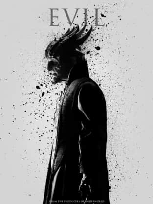 I, Frankenstein New Character Posters