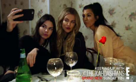 """KUWTK Preview: Kim Tells Kourtney She's """"Not Special"""""""