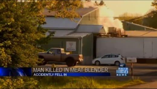 killed by blender