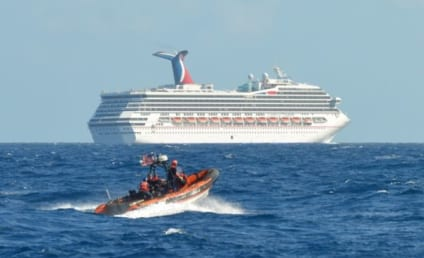 Stranded Cruise Ship Carnival Triumph Finally Due in Port Today