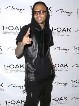 Chris Brown Hood