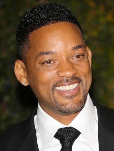 Will Smith Smiles