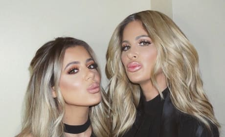 Brielle Biermann Bares Breast Online After Kim Zolciak Insists and Films Her