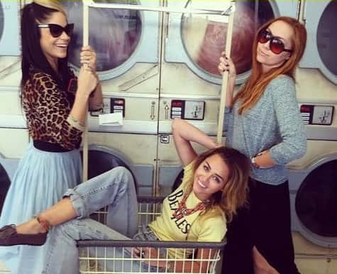 Miley Cyrus and Friends