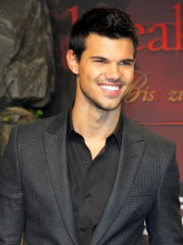 Taylor Lautner in Germany