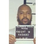 Suge Knight mug shot