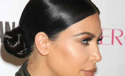 Kim Kardashian: NEVER Let Your Husband See You Without Makeup On!