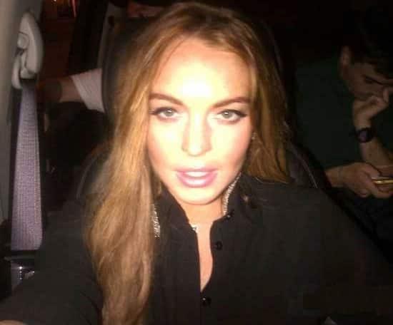 Lindsay Lohan Earrings
