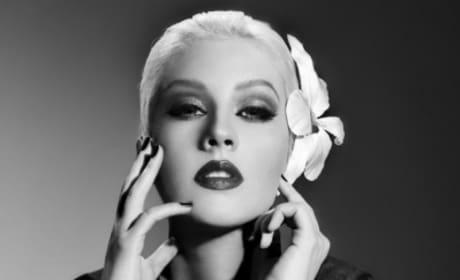 Christina Aguilera Promo Pic