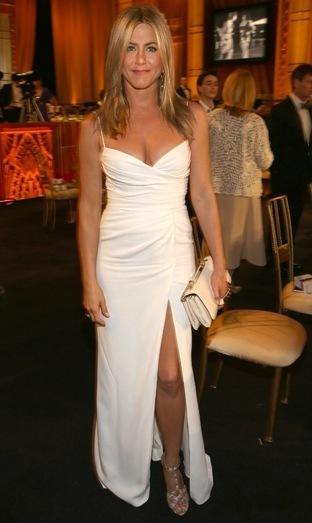 Jennifer Aniston Leg