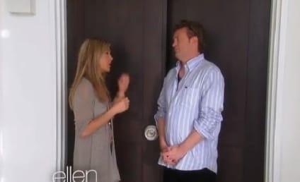 Jennifer Aniston Awkwardly Reunites with Matthew Perry, Courteney Cox