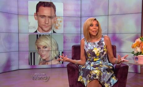 Wendy Williams SLAMS Swiddleston, Is Obsessed with Taylor Swift