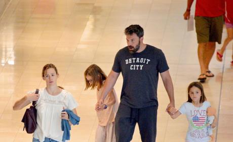 Ben Affleck and Jennifer Garner: Reunited!