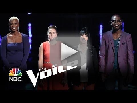 The Voice Top 8 Instant Save, Elimination