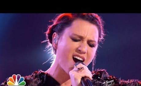 """Kat Robichaud: """"We Belong"""" - The Voice"""