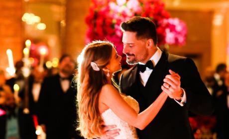 Sofia Vergara and Joe Manganiello's Wedding