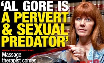 Molly Hagerty: Al Gore is a Sexual Predator!